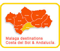 Visit the best Malaga destinations